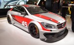 Mercedes CLA 45 AMG Racecar Concept Revealed in Frankfurt