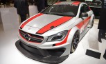 Mercedes CLA 45 AMG Race Car Concept Video, First Look