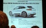 Porsche Macan Engines Tipped in Leaked Dealer Meeting
