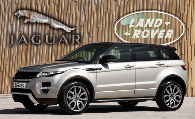 Jaguar Land Rover Developing Advanced Electric Powertrains