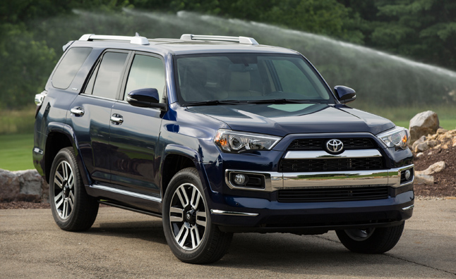 2014 Toyota 4Runner and Tacoma Prices Announced