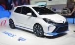 Toyota Yaris Hybrid R Video, First Look