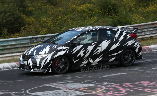 2016 Honda CR-Z to be Based on Civic Type R: Report