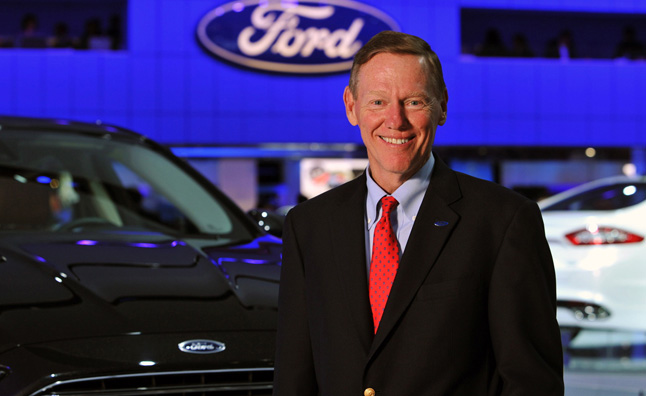 Ford CEO Mulally Front Runner to Become Microsoft CEO