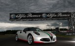 Alfa Romeo 4C Limited to 3,500 Units Per Year