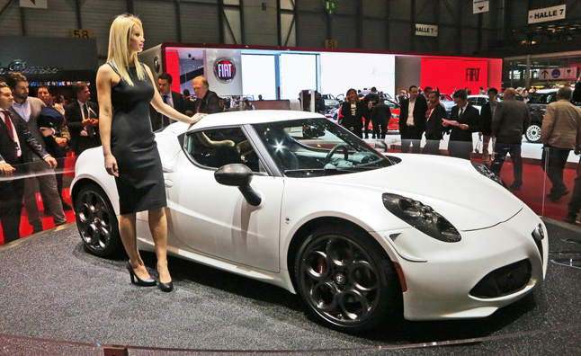 Alfa Romeo 4C U.S. Pricing Hinted