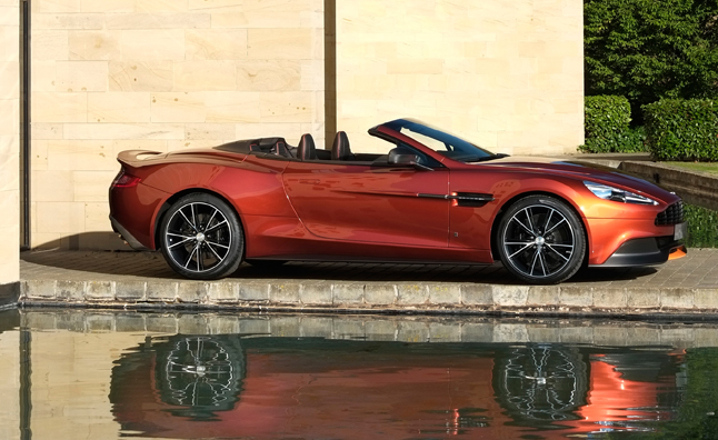 Aston Martin Aims to Double Sales by 2016