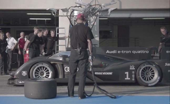 Michelin, Audi Release Le Mans 24 Hours Video