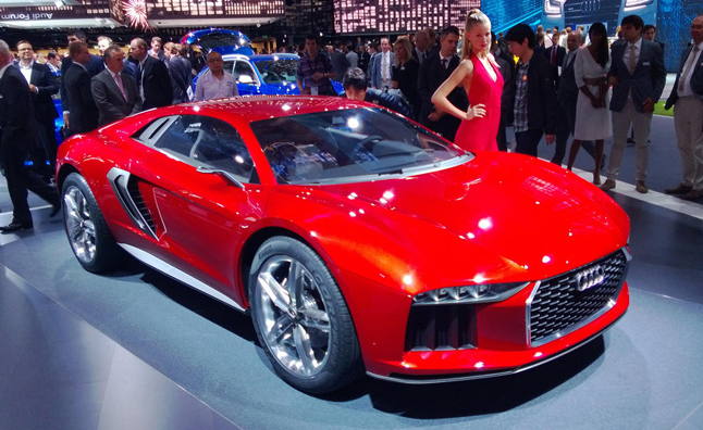 Audi Nanuk Quattro Concept Video, First Look