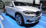 BMW X5 eDrive Concept Offers Little Emissions, Big SUV
