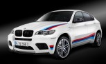 BMW X6 M Design Edition Revealed, Limited to 100 Units