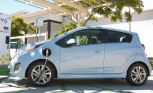 Chevrolet Spark EV First to Offer SAE Fast-Charge Connector