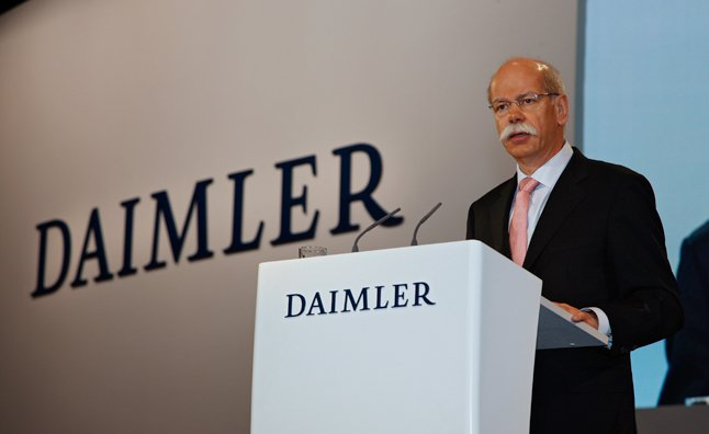 Daimler CEO Open to More Collaboration