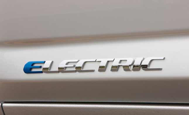 Electric Car Residual Values Drop: Report