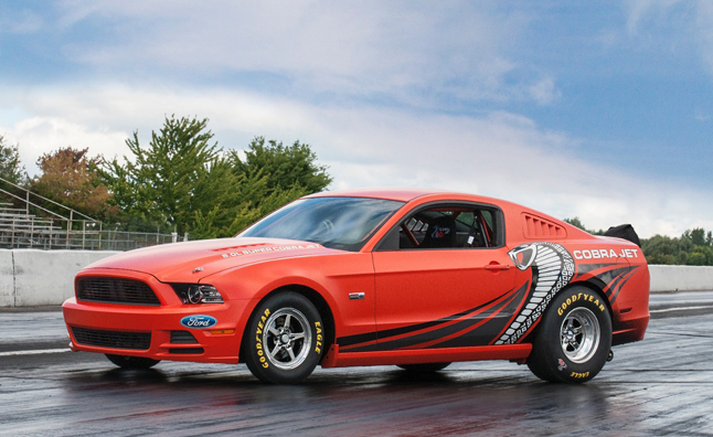 2014 Ford Mustang Cobra Jet Prototype Heads to Auction
