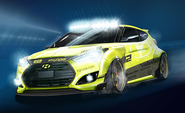 hyundai-veloster-turbo-yellow-cake-night-racer