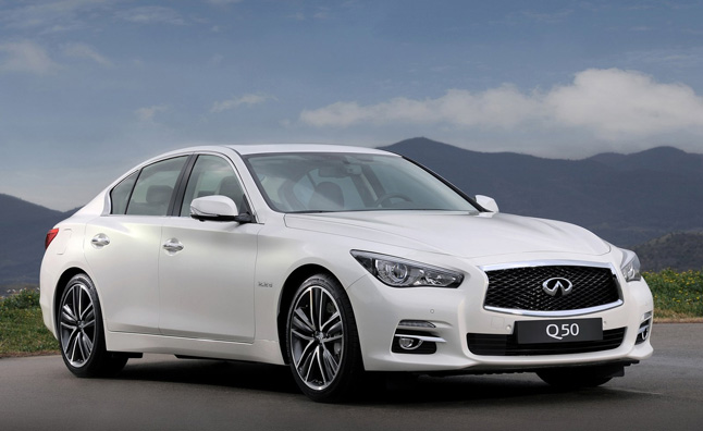 Infiniti Aims to De-Americanize, Focus on Smaller Engines