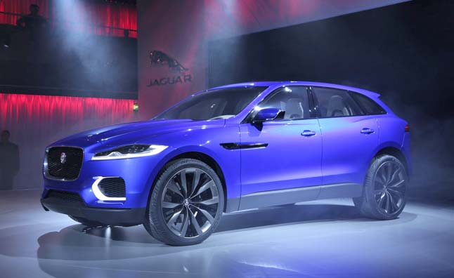 Jaguar C-X17 Concept Previews Future Brand Plans