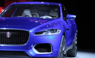 Jaguar C-X17 SUV Concept Video, First Look