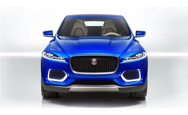 Jaguar C-X17 Crossover Concept First Image Leaked
