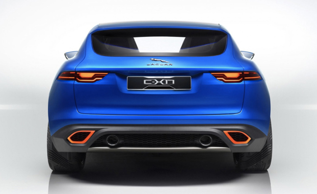 jaguar crossover