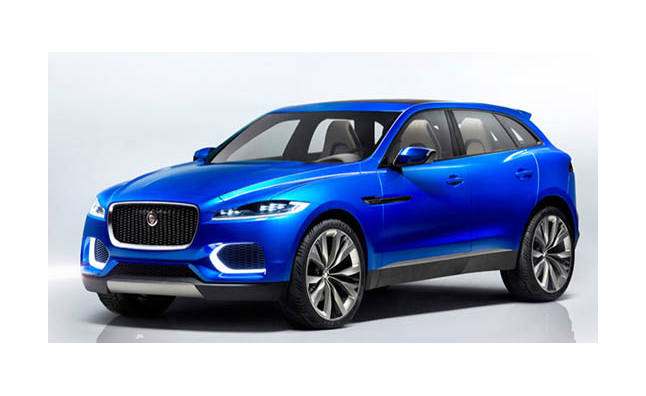 Jaguar Crossover Leaked Again