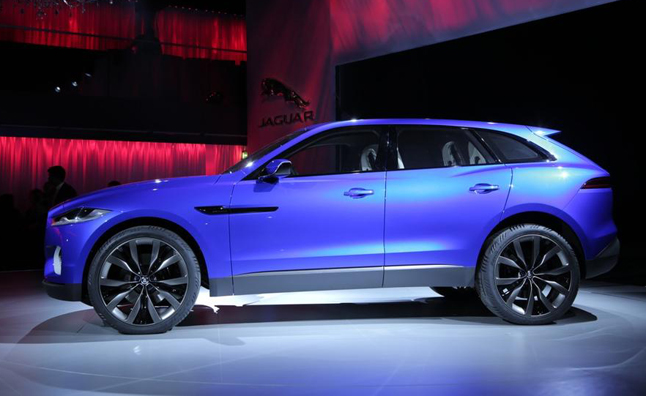 Jaguar C-X17 Concept to Spawn New Lightweight Mid-Size Sedan