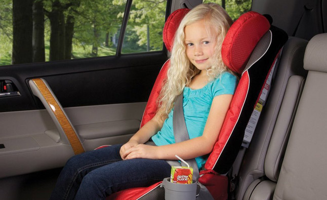 Over One Third of Kids Killed in Crashes Are Unbuckled