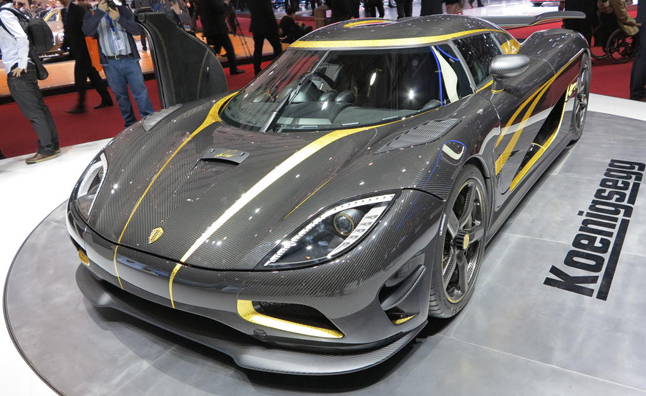 Koenigsegg Adds Certified Pre-Owned Program