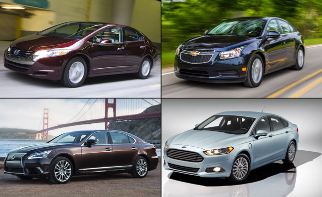 Should You Buy a Hybrid, Diesel or Electric Car?