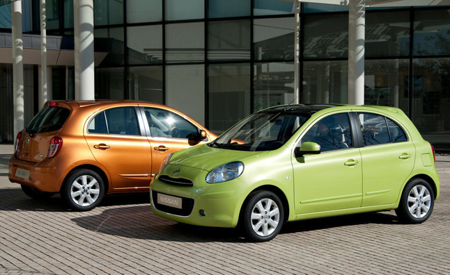Nissan Micra to Enter North American Market