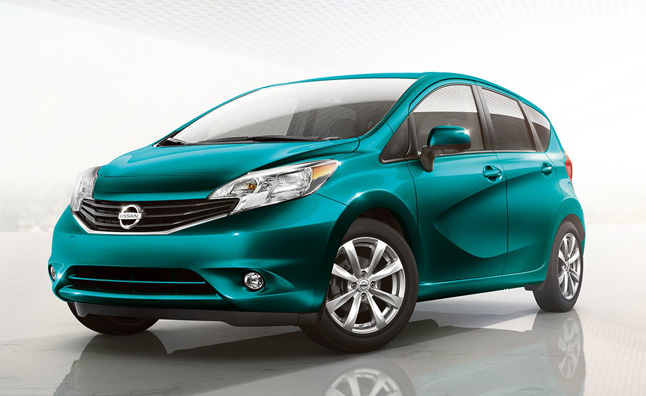 Nissan Versa Note Now Available… on Amazon