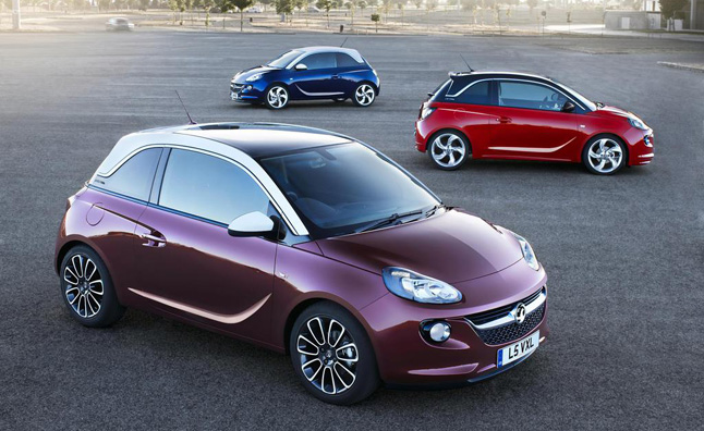 Buick Mulls Opel Adam Based Mini-Car for U.S. Market