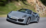2014 Porsche 911 Turbo, Turbo S Cabriolets Revealed Ahead of LA Auto Show Debut