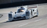 Porsche LMP1 Racer Hits the Track for Initial Tests