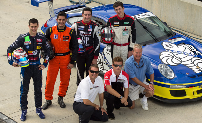 Porsche Hosts Second Young Driver Academy Class
