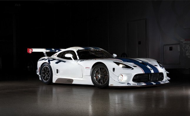 Riley Technologies to Debut Viper GT3-R in 2014