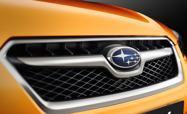 Subaru Aims for 500,000 U.S. Sales by 2015