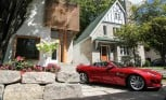 Jaguar F-Type Offered with Luxury Home Purchase