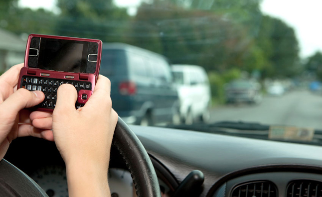 22 Percent of Drivers Engage in Distracted Driving: Study