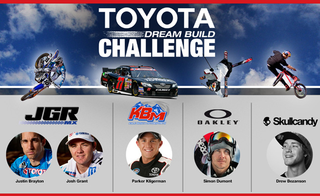 Toyota Dream Build Challenge Returns to SEMA