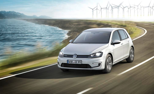 Volkswagen to Sell Electric Cars in the U.S. in 2015