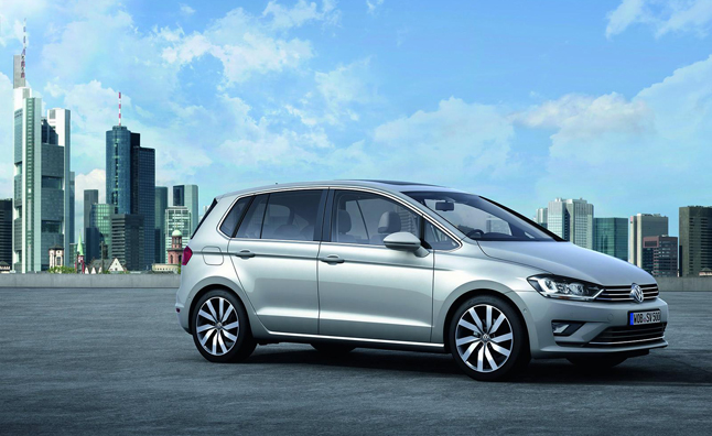 The Golf of Minivans is More of the Former and Less of the Latter
