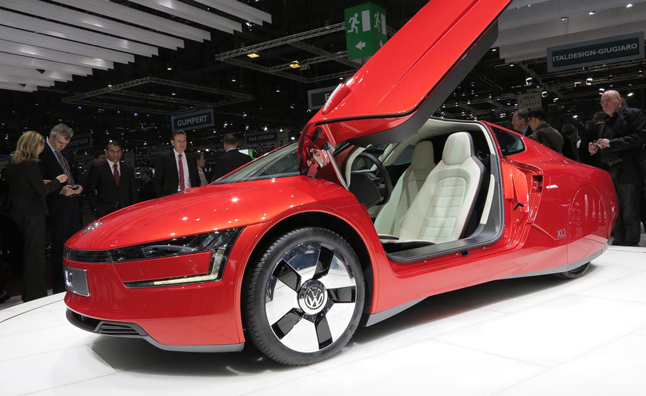 Volkswagen XL1 to Cost $146,600