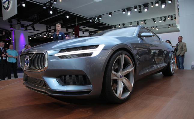 Volvo Concept Coupe Video, First Look