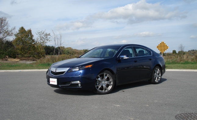 Five-Point Inspection: 2013 Acura TL SH-AWD