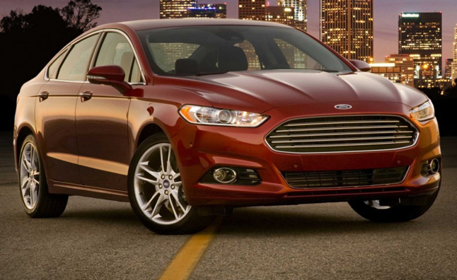 2014 Ford Fusion SE Gets Smaller Engine, Same MPGs