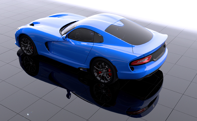 SRT Wants You to Name the New Viper Color