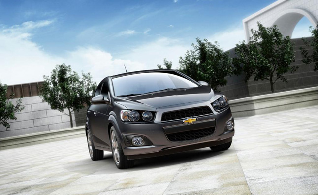 Chevrolet Sonic Recalled for Gas Tank Issue