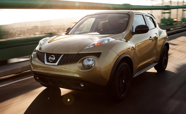 2014 Nissan Juke Keeps Old Price, Adds Packages
